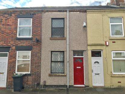 2 Bedrooms Terraced House for sale in Arbour Street, Hanley, Stoke On Trent, Staffs
