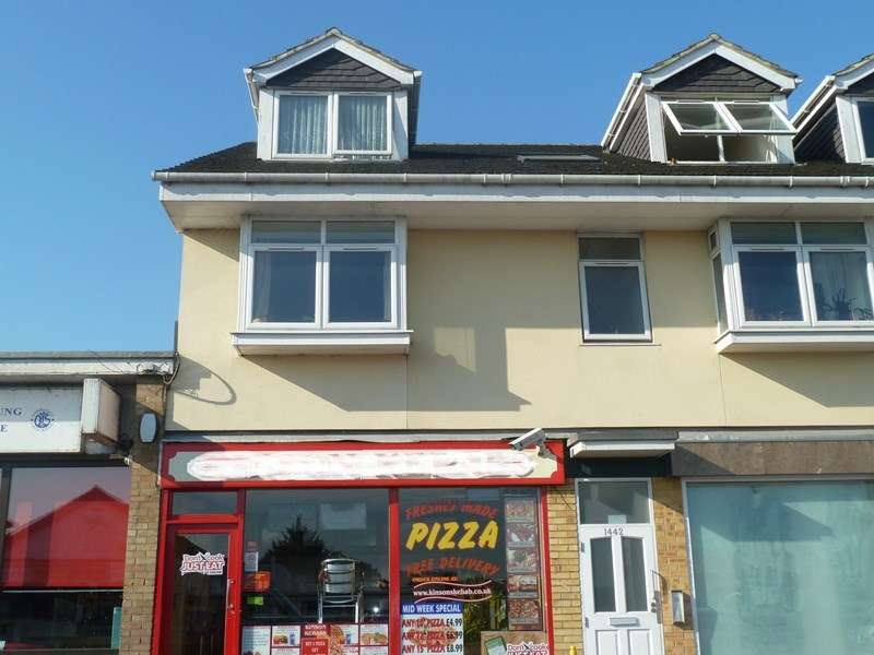 1 Bedroom Flat for sale in Wimborne Road, Kinson, Bournemouth