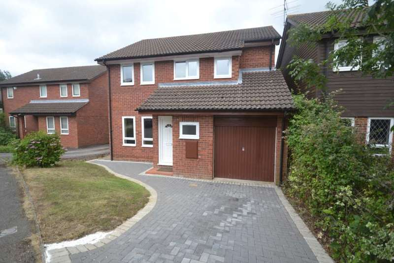 4 Bedrooms House for rent in Beaconsfield Way, Lower Earley