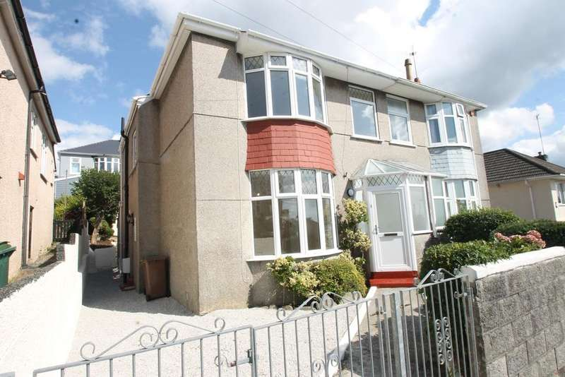 3 Bedrooms Semi Detached House for sale in Peverell
