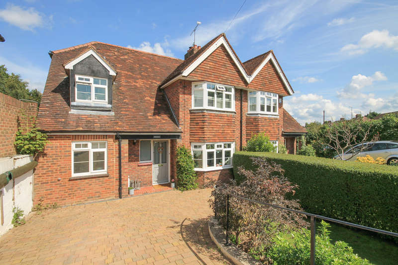 5 Bedrooms Semi Detached House for sale in Blackwell Road, East Grinstead