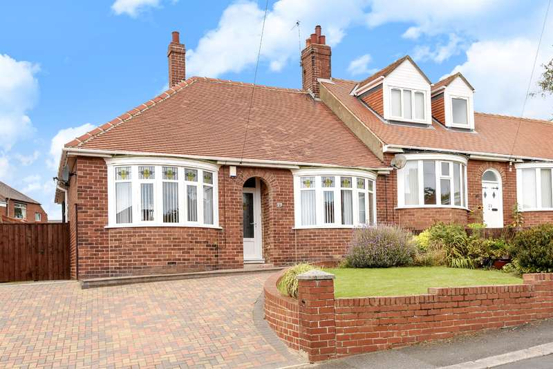 2 Bedrooms Bungalow for sale in Broomshields Avenue, Sunderland, SR5 1SH