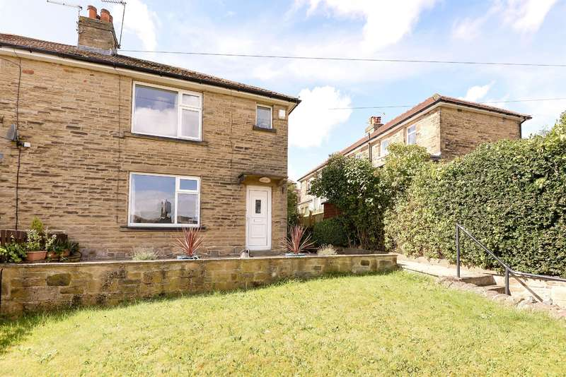 2 Bedrooms Semi Detached House for sale in Moor Lane, Guiseley, Leeds, LS20 9DX