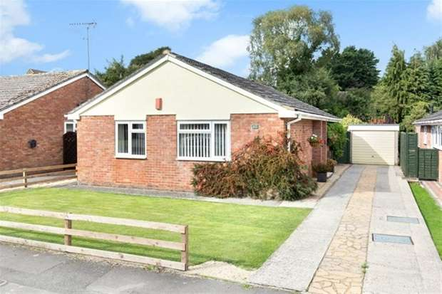 3 Bedrooms Detached Bungalow for sale in Wylye Road, Warminster