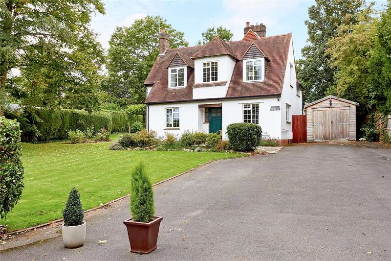 4 Bedrooms Detached House for sale in Bourne Close, Tonbridge, TN9
