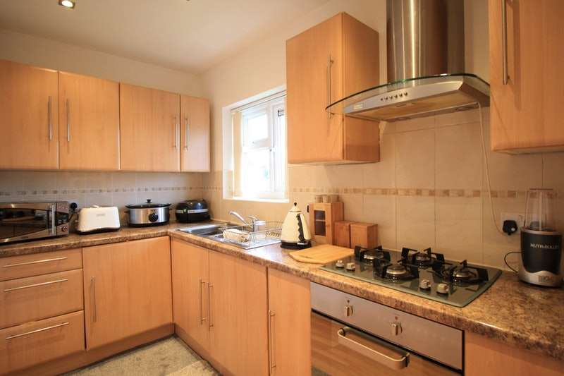 1 Bedroom Flat for sale in essington way, wolverhampton, west midlands, West Midlands, WV1