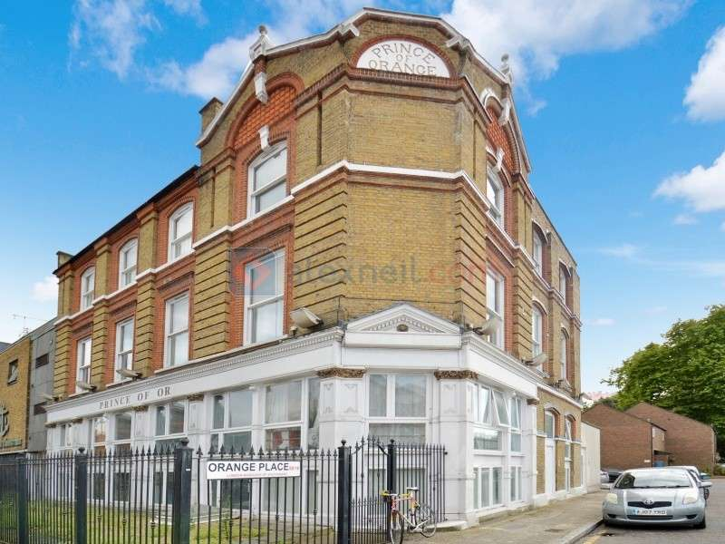2 Bedrooms Flat for sale in Orange Place, Canada Water SE16