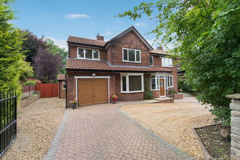 4 Bedrooms Detached House for sale in Walkden Road, Worsley, Manchester, M28