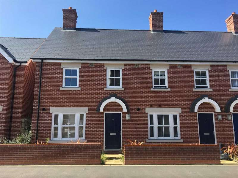 2 Bedrooms End Of Terrace House for sale in Infantry Terrace, Colchester