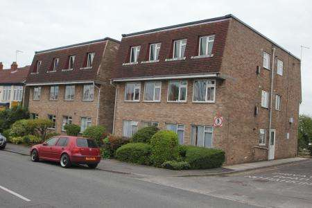 2 Bedrooms Flat for sale in Kellaway Avenue, Golden Hill, Bristol BS6 7YP