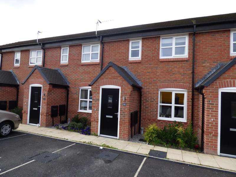2 Bedrooms Terraced House for sale in Wildflower Close, Offerton, Stockport,