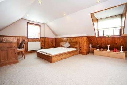5 Bedrooms Detached House for sale in Witherley Road, Atherstone, Warwickshire