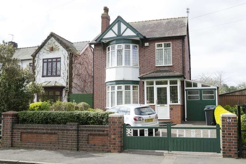 3 Bedrooms Detached House for sale in Victoria Road, OLDBURY