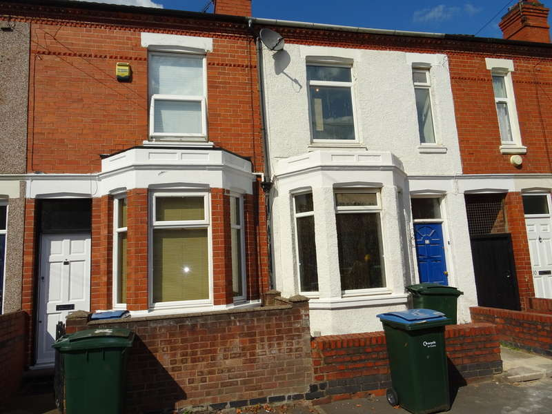 4 Bedrooms Terraced House for rent in Hugh Road, Stoke, Coventry