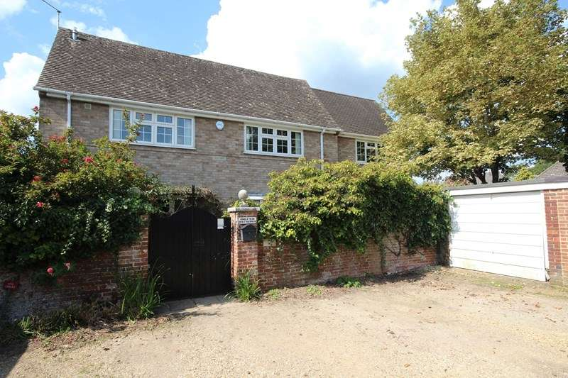 4 Bedrooms Detached House for sale in Manor Gardens, Ringwood
