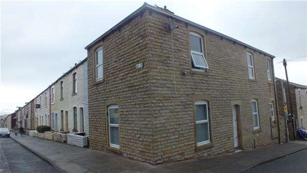 3 Bedrooms End Of Terrace House for sale in Brunswick Street, Burnley
