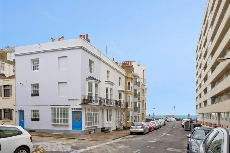 3 Bedrooms Terraced House for sale in Western Street, Brighton, East Sussex, BN1