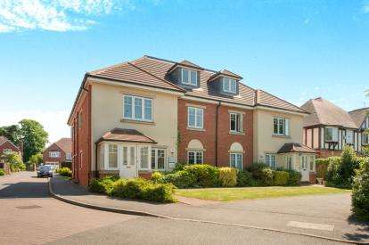 2 Bedrooms Flat for sale in Osborne House, 147 Birmingham Road, Sutton Coldfield, West Midlands