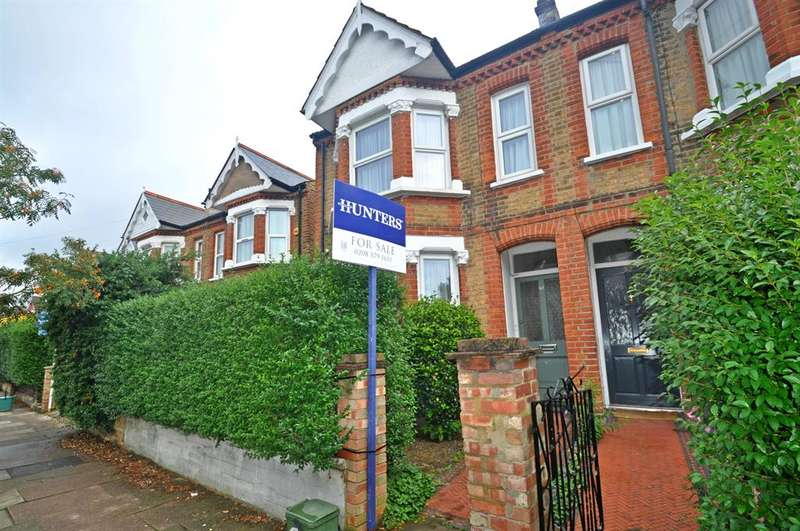 3 Bedrooms Semi Detached House for sale in Seward Road , Hanwell, London, W7 2JR