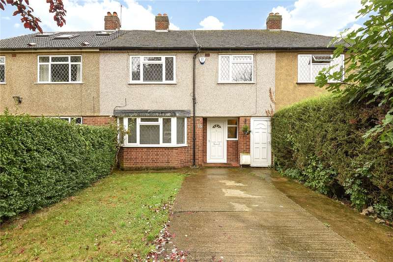 3 Bedrooms Terraced House for sale in Walnut Way, South Ruislip, Middlesex, HA4
