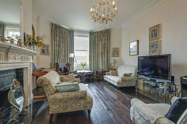 3 Bedrooms Flat for sale in Douglas Court, Quex Road, West Hampstead, NW6