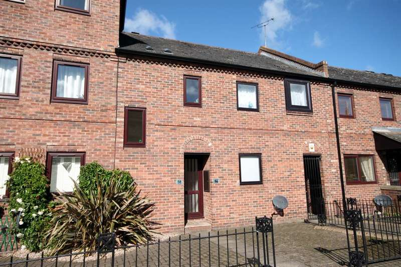 2 Bedrooms Flat for sale in Fishergate, York, YO10 4AB