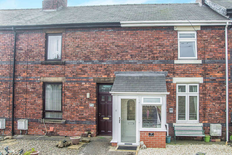 2 Bedrooms Property for sale in Station Cottages, Lesbury, Alnwick, NE66