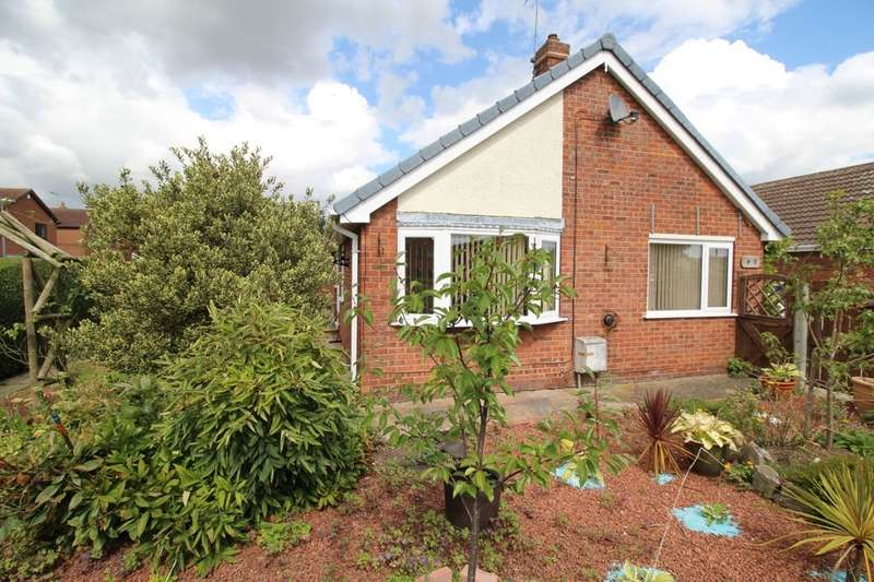 3 Bedrooms Detached Bungalow for sale in The Paddock, Gilberdyke, Brough, HU15