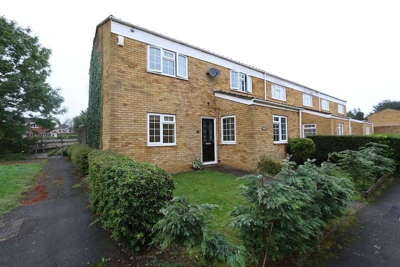 3 Bedrooms End Of Terrace House for sale in Yarmouth Road, Stevenage, Hertfordshire, SG1 2LN