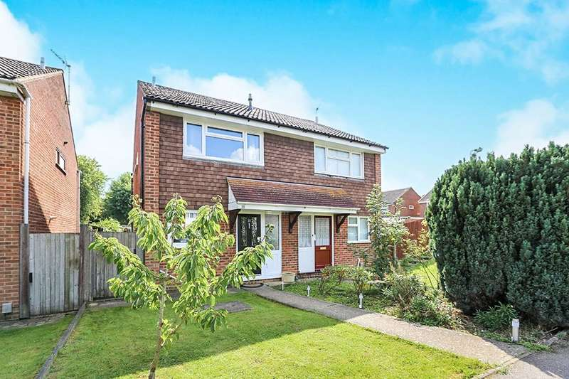 2 Bedrooms Semi Detached House for sale in Eastbourne Avenue, Stevenage, SG1
