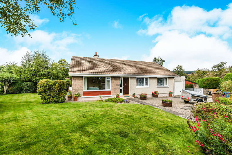 3 Bedrooms Detached Bungalow for sale in Obsdale Park, ALNESS, IV17