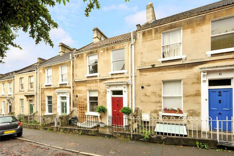 3 Bedrooms Terraced House for sale in Chilton Road, Bath, BA1
