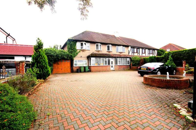 6 Bedrooms Semi Detached House for sale in Little Woodcote, Purley
