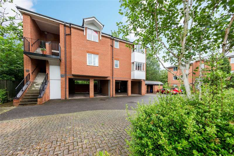 2 Bedrooms Flat for sale in Millbank, Mill Street, Oxford, Oxfordshire, OX2