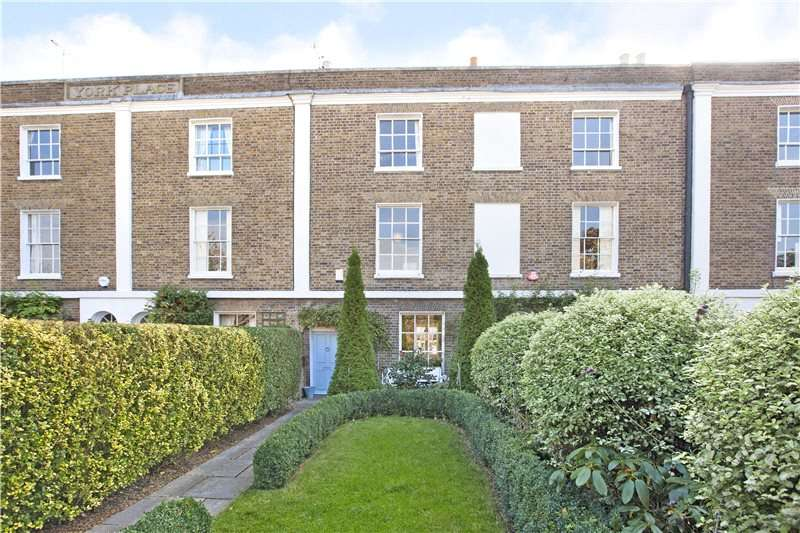 4 Bedrooms Terraced House for sale in Sheet Street, Windsor, Berkshire, SL4