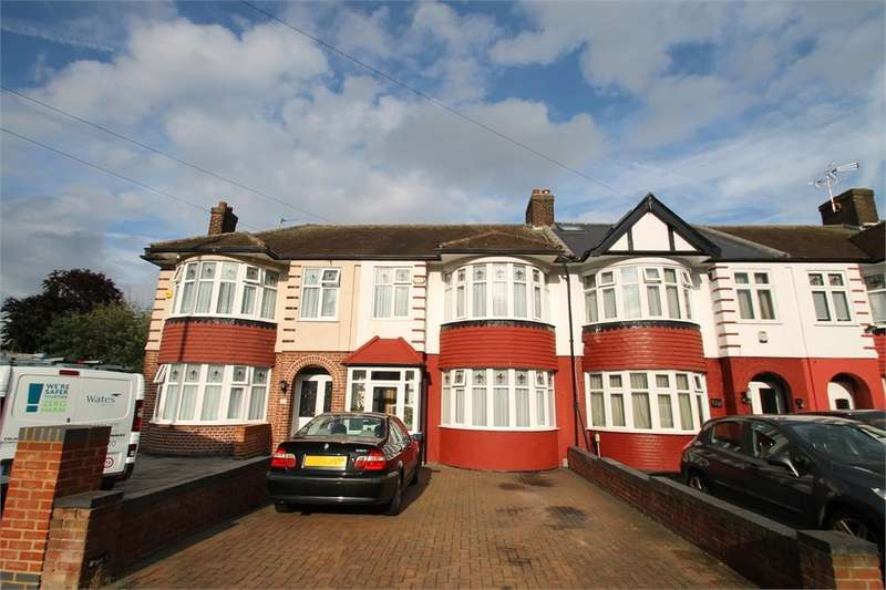 3 Bedrooms Terraced House for sale in Firs Lane, N21