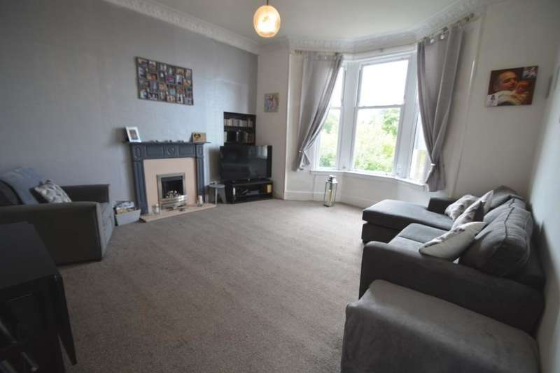 2 Bedrooms Flat for sale in Kerr Street, Paisley, PA3