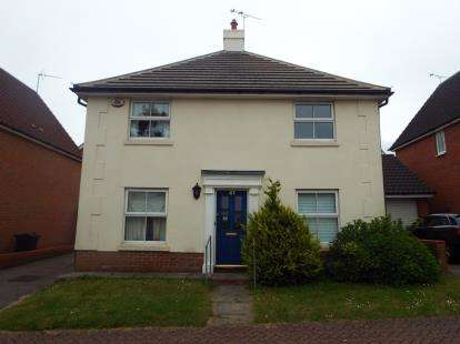 4 Bedrooms Detached House for sale in Laindon, Basildon, Essex