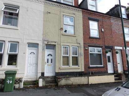 3 Bedrooms Terraced House for sale in Park Lane, Basford, Nottingham