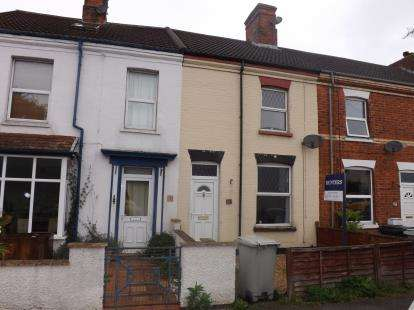 2 Bedrooms Terraced House for sale in Alexandra Road, Skegness, Lincolnshire