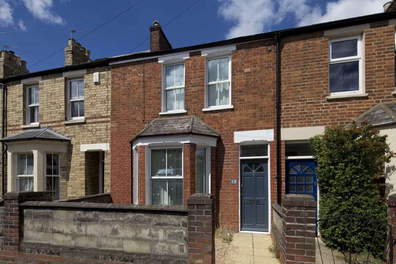 2 Bedrooms House for sale in Henley Street, Oxford