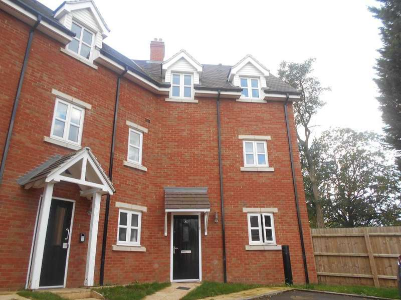 2 Bedrooms Maisonette Flat for sale in Conder Boulevard, New Cardington, Bedfordshire, MK42 0GL