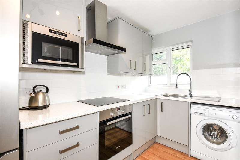 2 Bedrooms Apartment Flat for sale in Croft Court, Brickwall Lane, Ruislip, Middlesex, HA4
