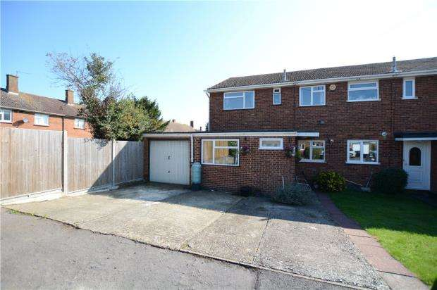 4 Bedrooms End Of Terrace House for sale in Barnes Way, Iver, Buckinghamshire