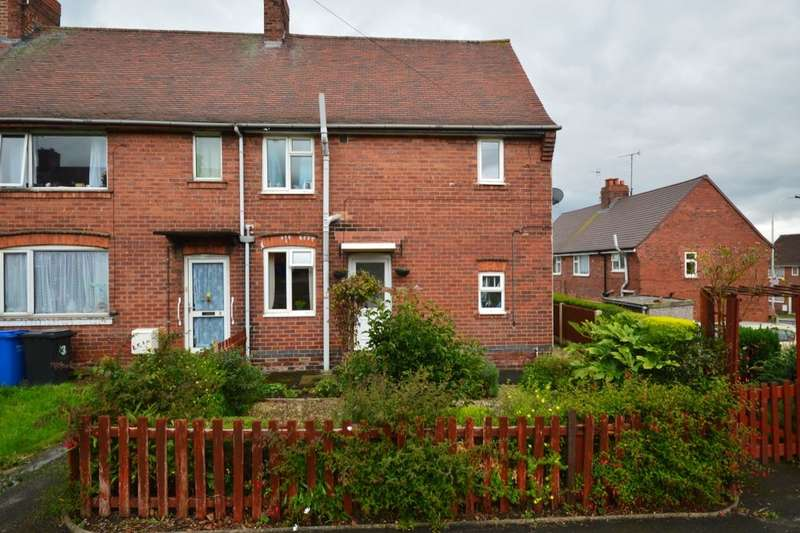 2 Bedrooms Property for sale in St. Augustines Mount, Chesterfield, S40