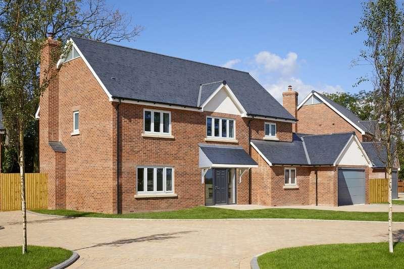 4 Bedrooms Detached House for sale in Plot 2 Burrard Park