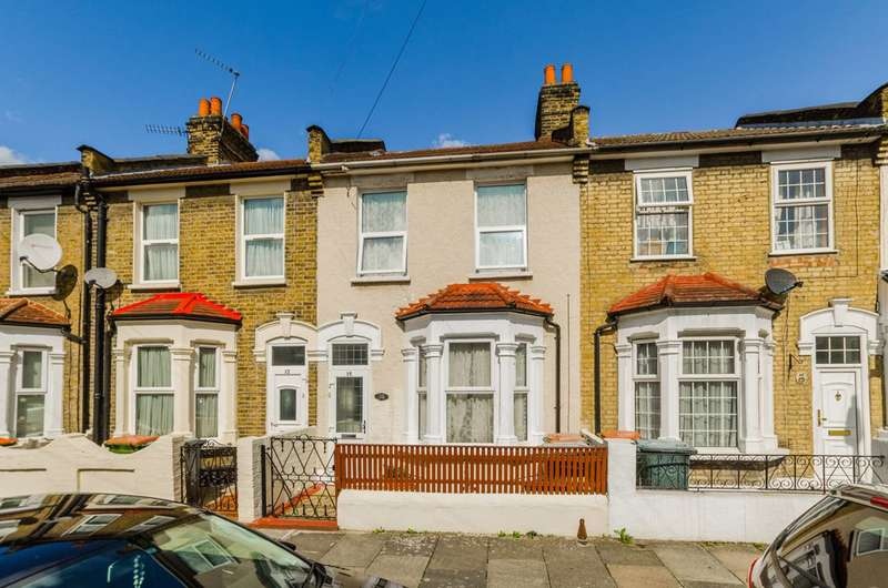 2 Bedrooms Terraced House for sale in Tweedmouth Road, Plaistow, E13