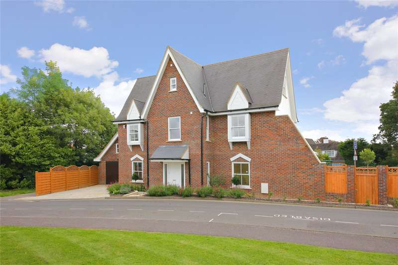 5 Bedrooms Detached House for sale in Allum Lane, Elstree, Borehamwood, Hertfordshire, WD6