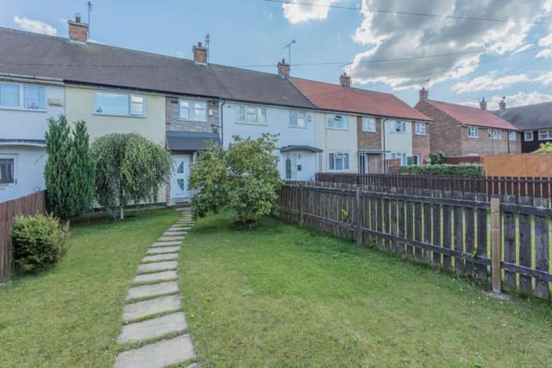 2 Bedrooms Terraced House for sale in Corbridge Close, Hull, East Yorkshire, HU9