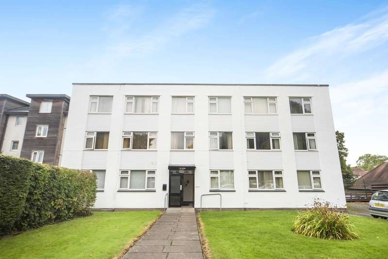 2 Bedrooms Flat for sale in Llanishen Court, Llanishen, Cardiff